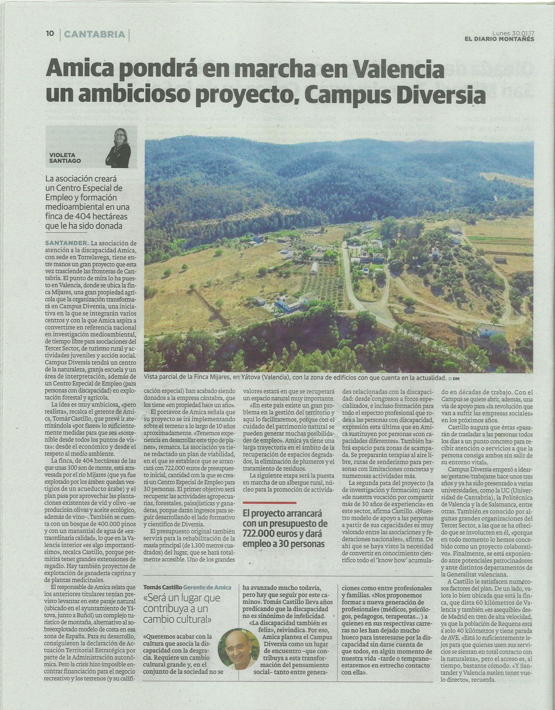 amica Campus Diversia