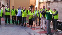 La junta directiva de la Asociación Empresarial de Hostelería de Cantabria se reúne en el Centro de Amica Medio Ambiente.