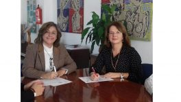 Amica y USO firman un convenio de colaboración