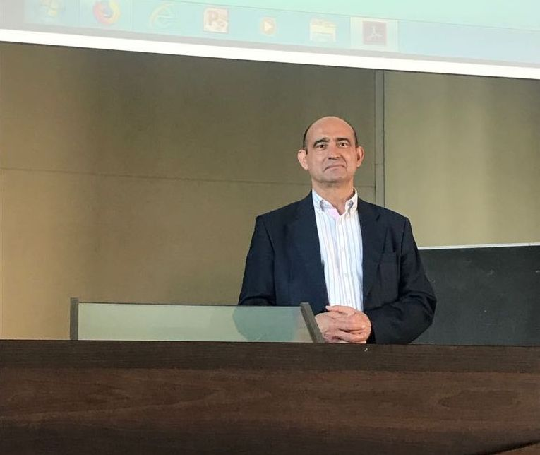 Conferencia Tomas INFAD