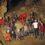 Participamos en una jornada de espeleología adaptada en la cueva Coventosa