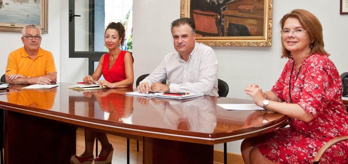 Firma convenio Astillero
