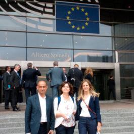 Las Buenas prácticas de Amica en Bruselas