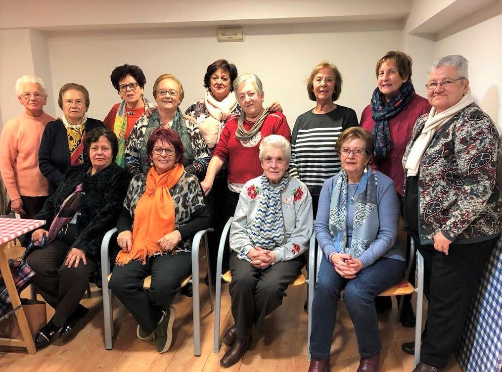 Participantes en el taller de Memoria