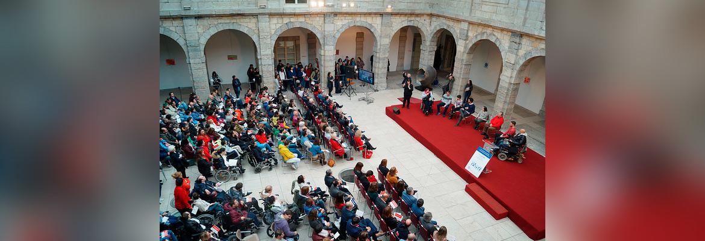CERMI Cantabria conmemora el día de la Discapacidad y pide revisar los PGC 2019 para incluir más recursos para la discapacidad