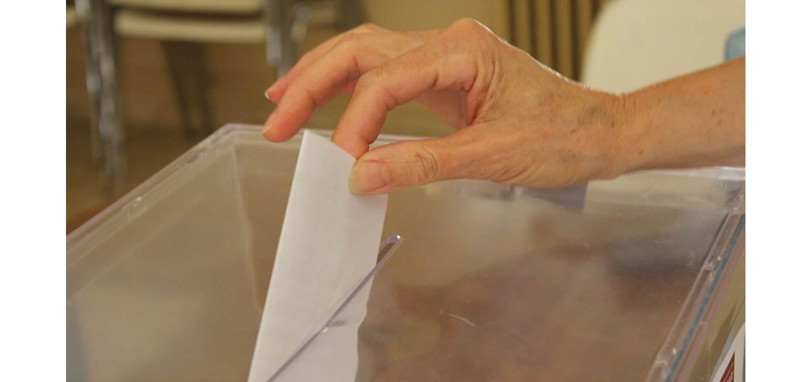 Derecho al voto