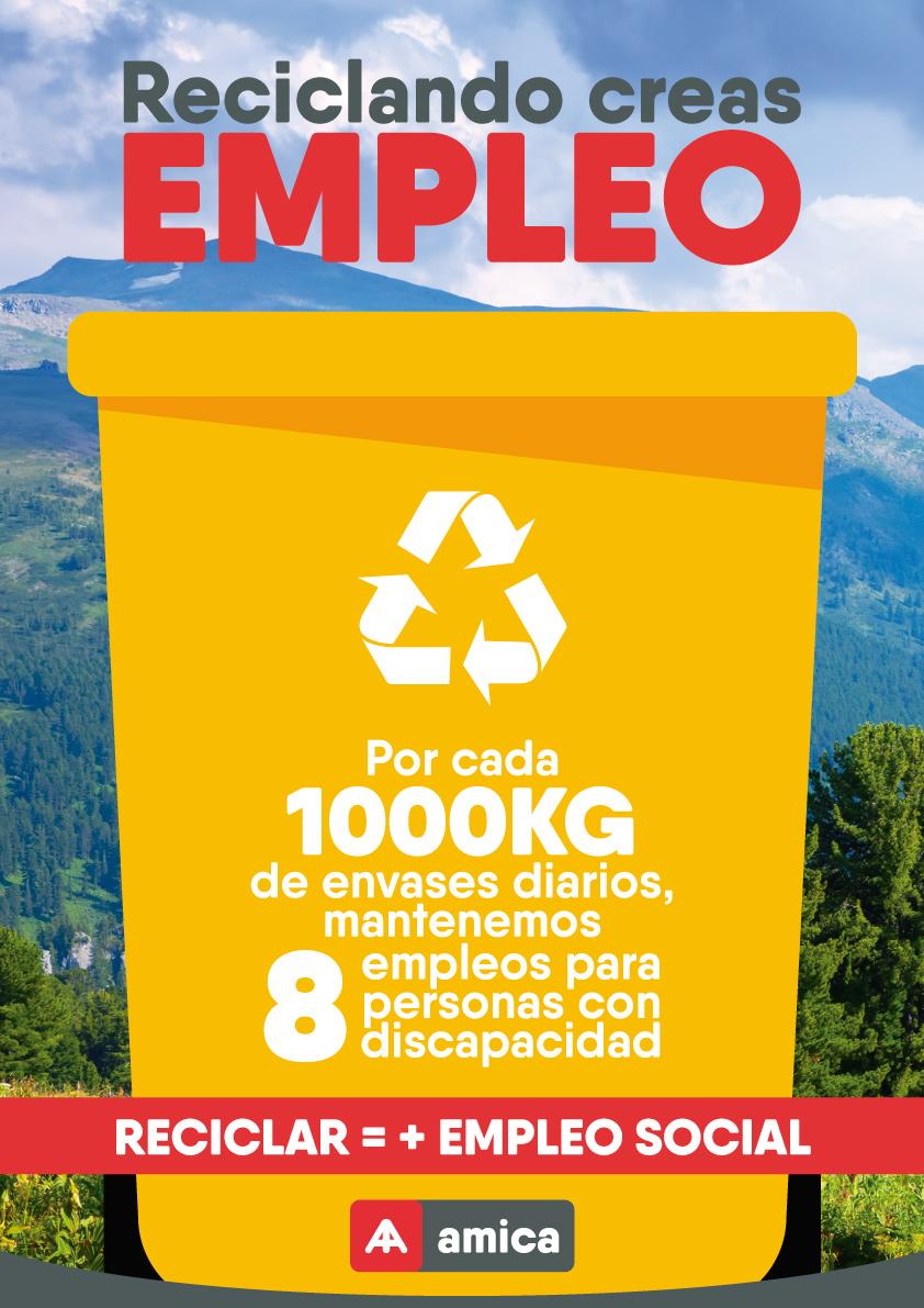 reciclando creas empleo