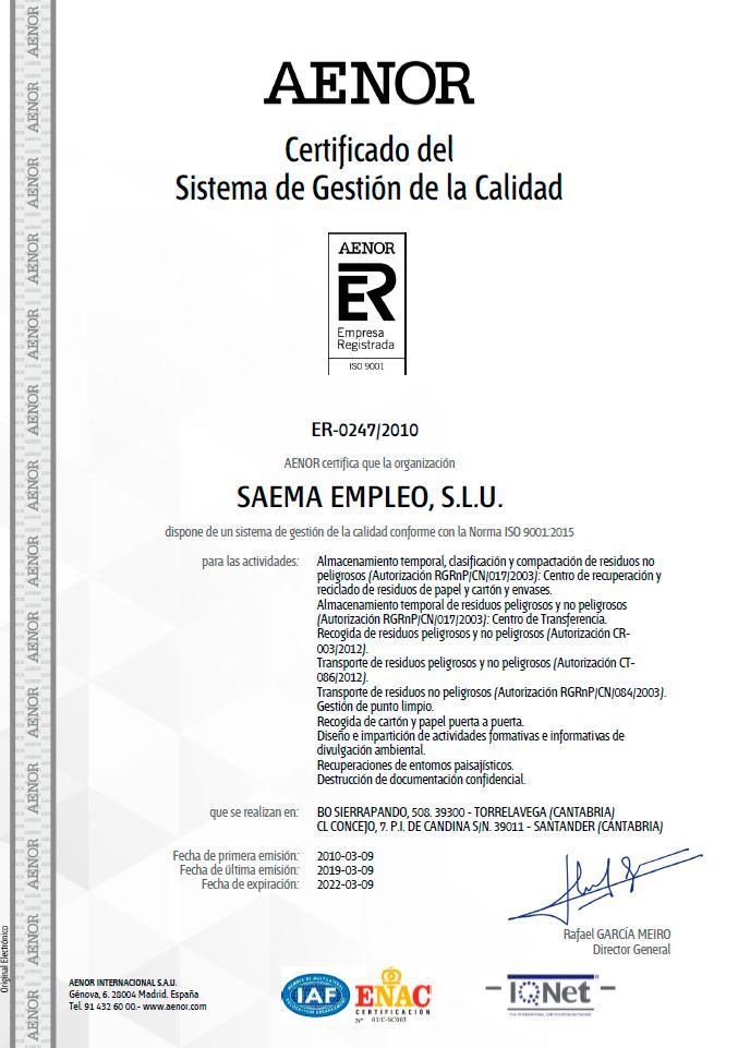 Certificado ER-0247_2010_2018-03-14