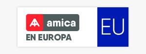 Amica en Europa