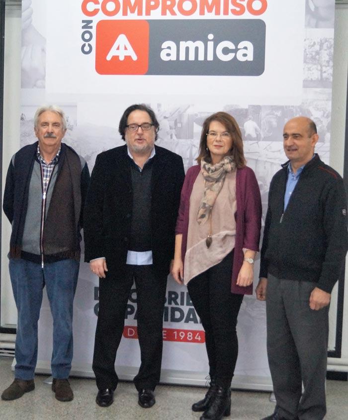 APEMECAC y Amica colaboran