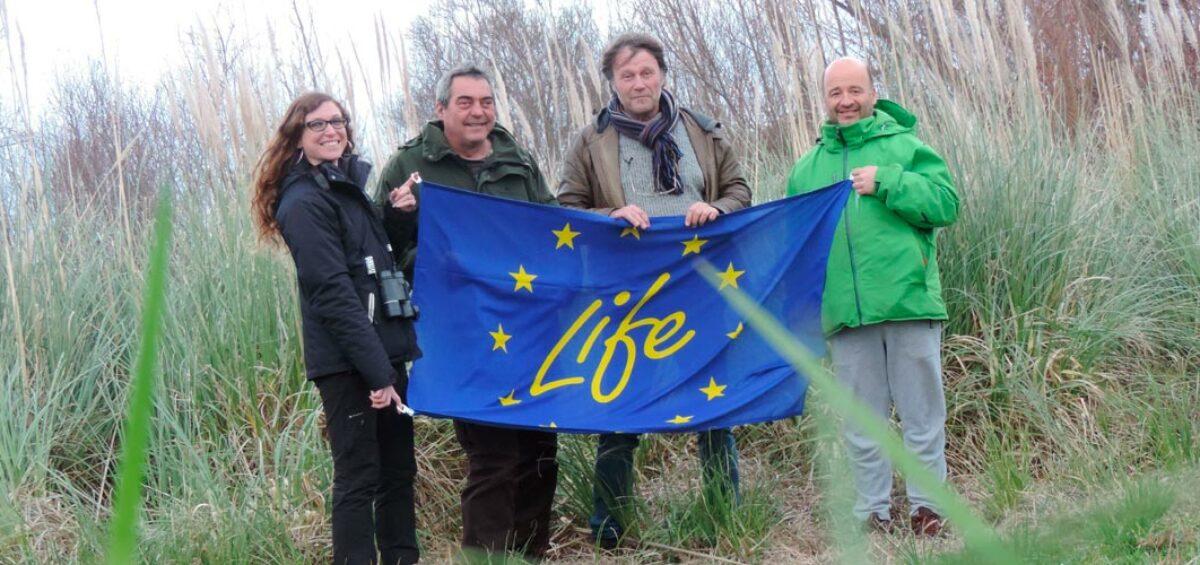 Nos visita la ONG Aude Nature
