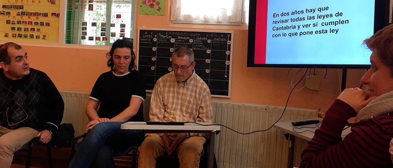 Conocemos la Ley de Cantabria de garantía de los derechos de las personas con discapacidad