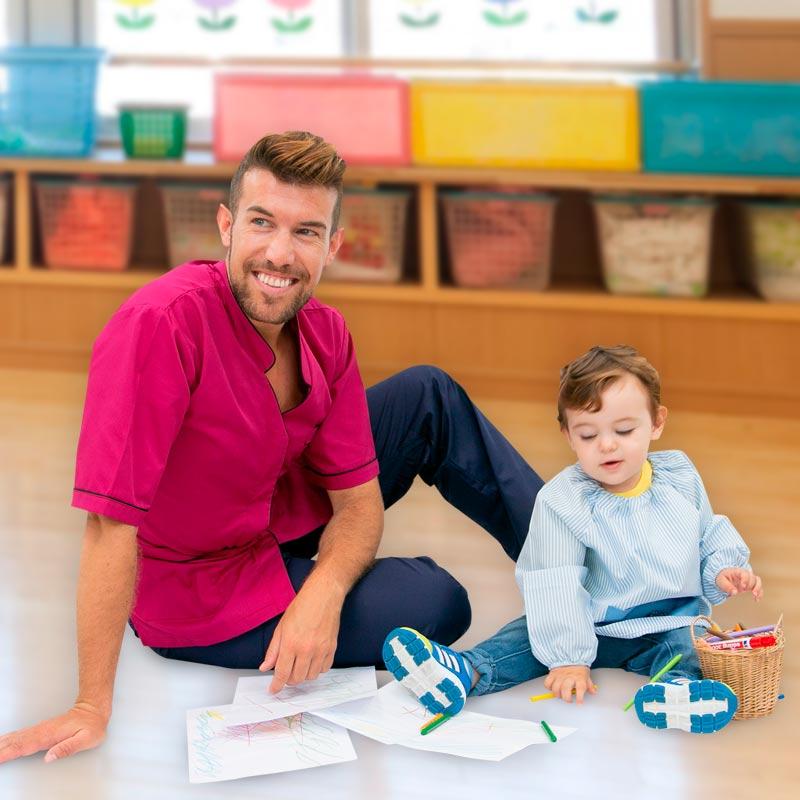 Ropa escolar con compromiso social baby