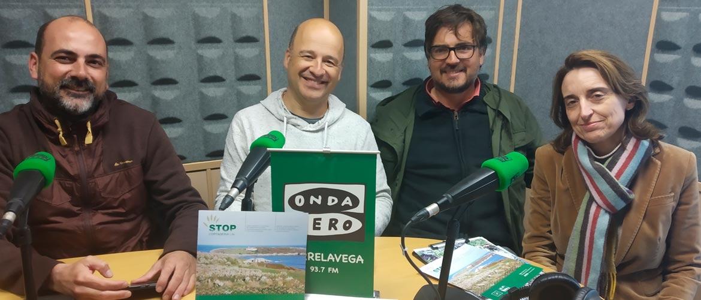 Tertulia Stop Cortaderia en Onda Cero Torrelavega