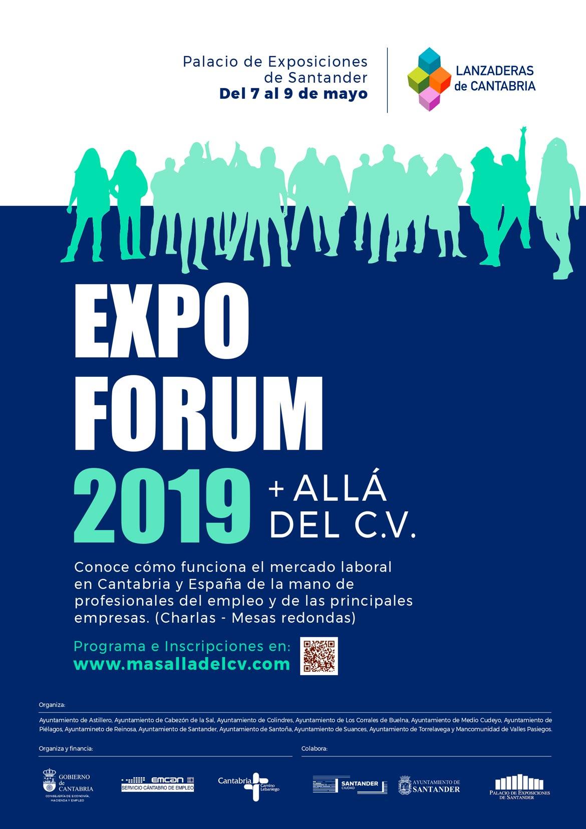 II ExpoForum Más Allá del curriculum CV