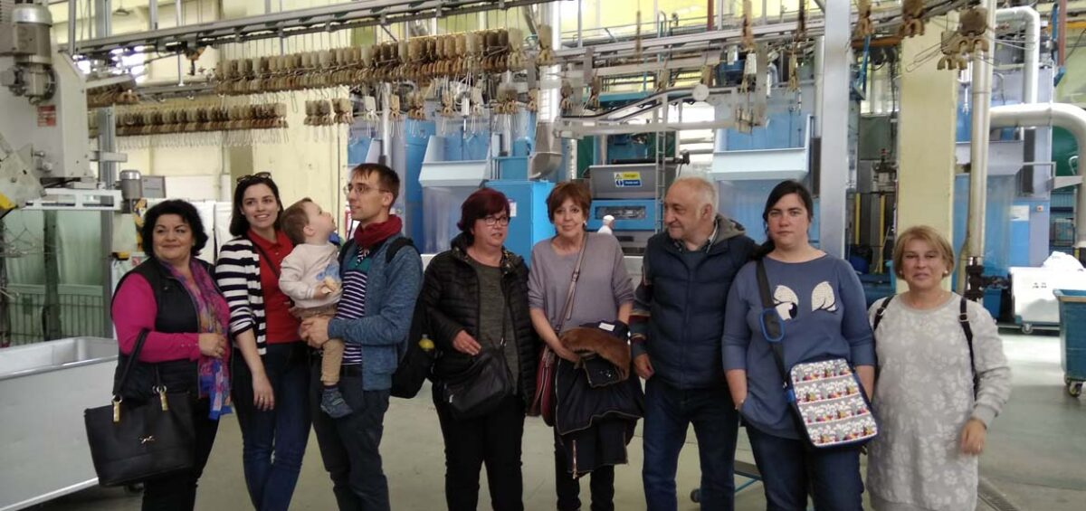 Celebramos la jornada de puertas abiertas en el centro Marisma
