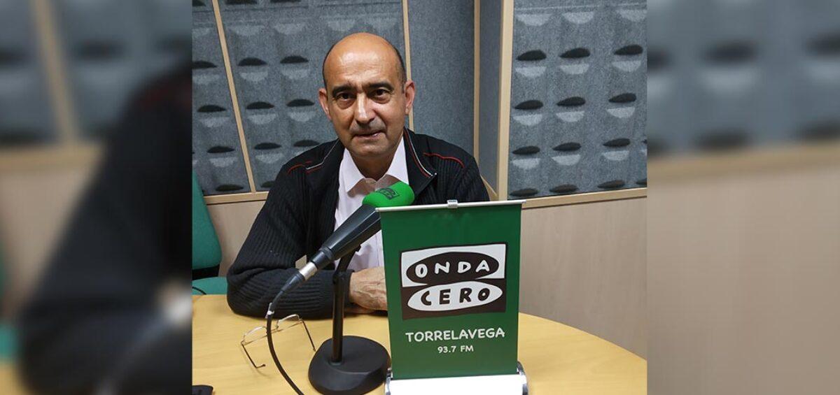 Entrevista en Onda Cero Torrelavega a Tomás Castillo, Gerente de Amica