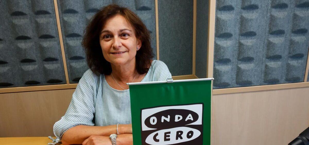 Entrevista a Marta Cano, secretaria de Amica, en Onda Cero