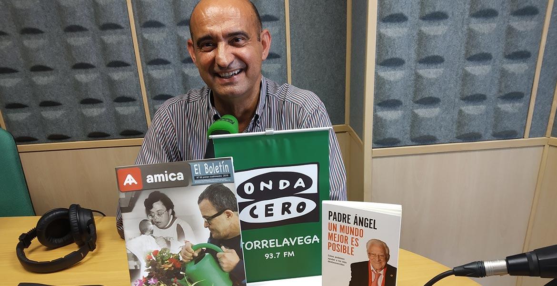 Entrevista a Tomás Castillo, gerente de Amica, en Onda Cero