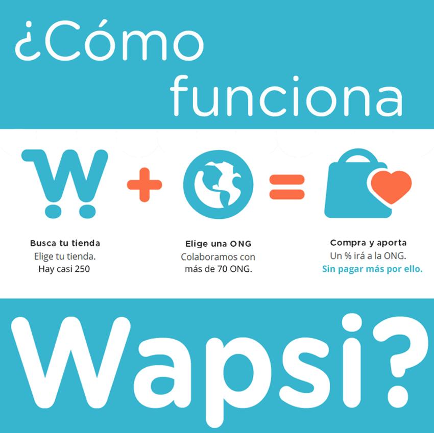 como funciona wapsi