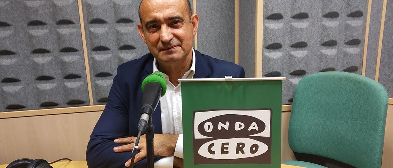 Entrevista realizada a Tomás Castillo en Onda Cero Torrelavega