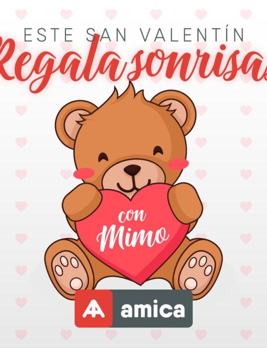 Este San Valentín, regala sonrisas - Programa con Mimo