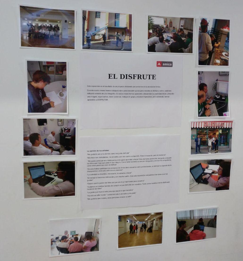 """Exposición fotográfica """"El Disfrute"""""""
