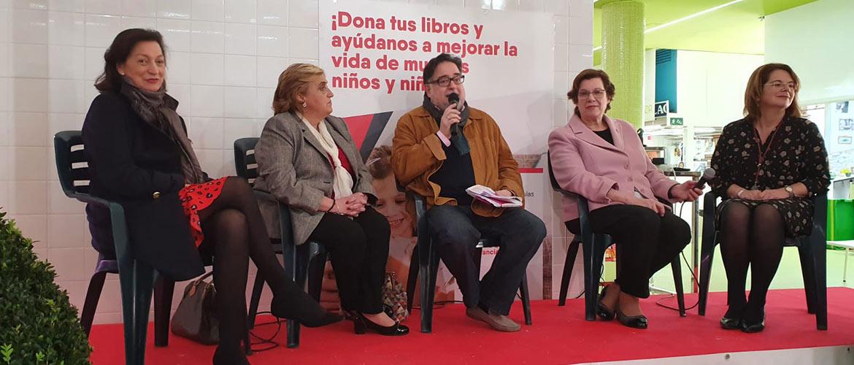 """Participamos en la Jornada """"Mujer 11 de marzo"""" en Torrelavega"""