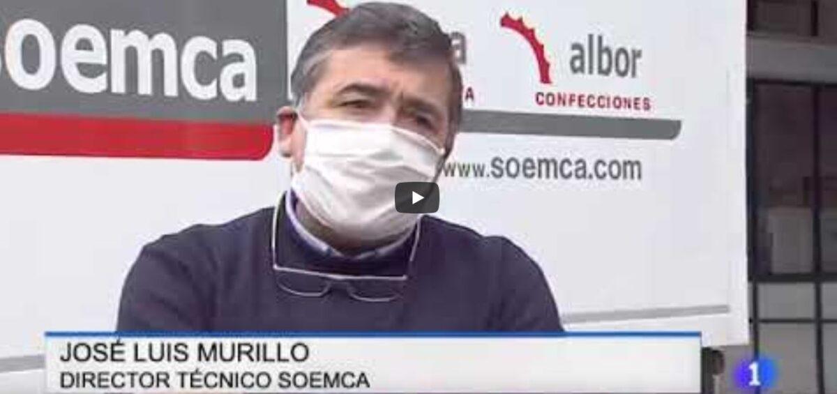 Amica en RTVE Cantabria