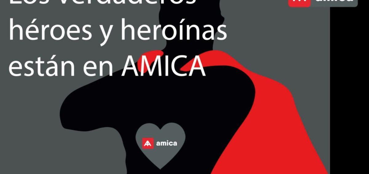 Sois nuestros héros