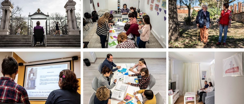 """Exposición virtual """"X Solidaria"""": Ayudar a millones de personas con un sencillo gesto"""