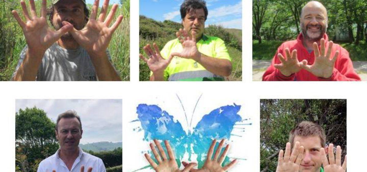 Cantabria celebra el Día Europeo de la Red Natura 2000 con 100 hectáreas menos de plumero en sus espacios naturales protegidos