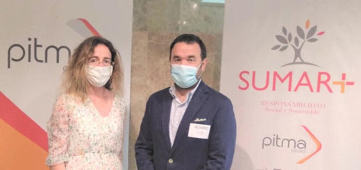 Amica presenta su Librería Solidara a Sumar+