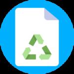 Reciclado de los materiales