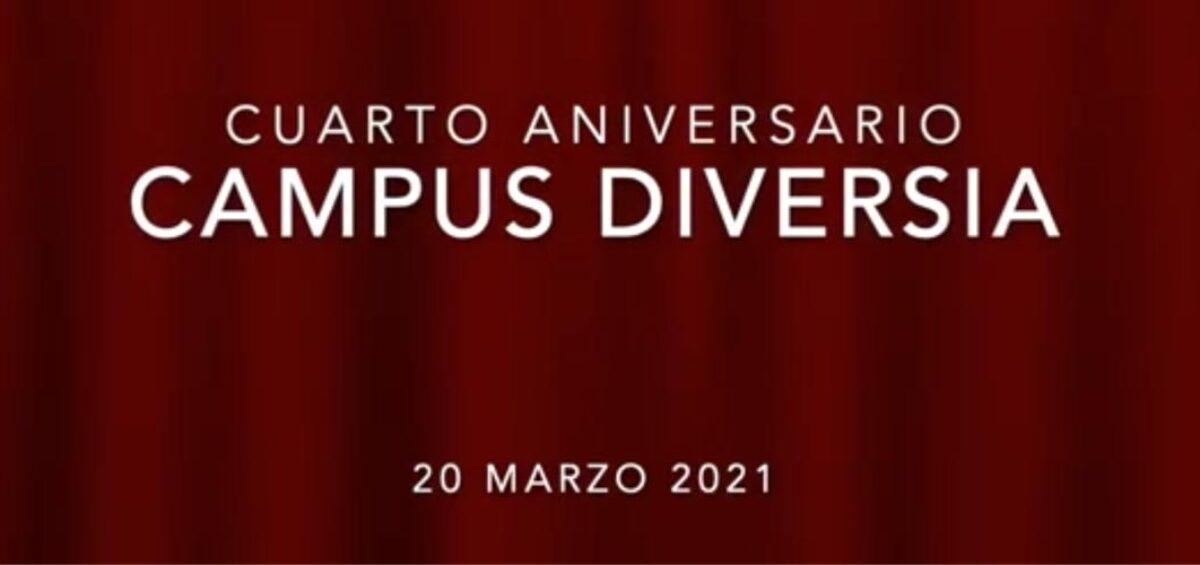 Cuarto Aniversario del primer equipo de Formación en Campus Diversia