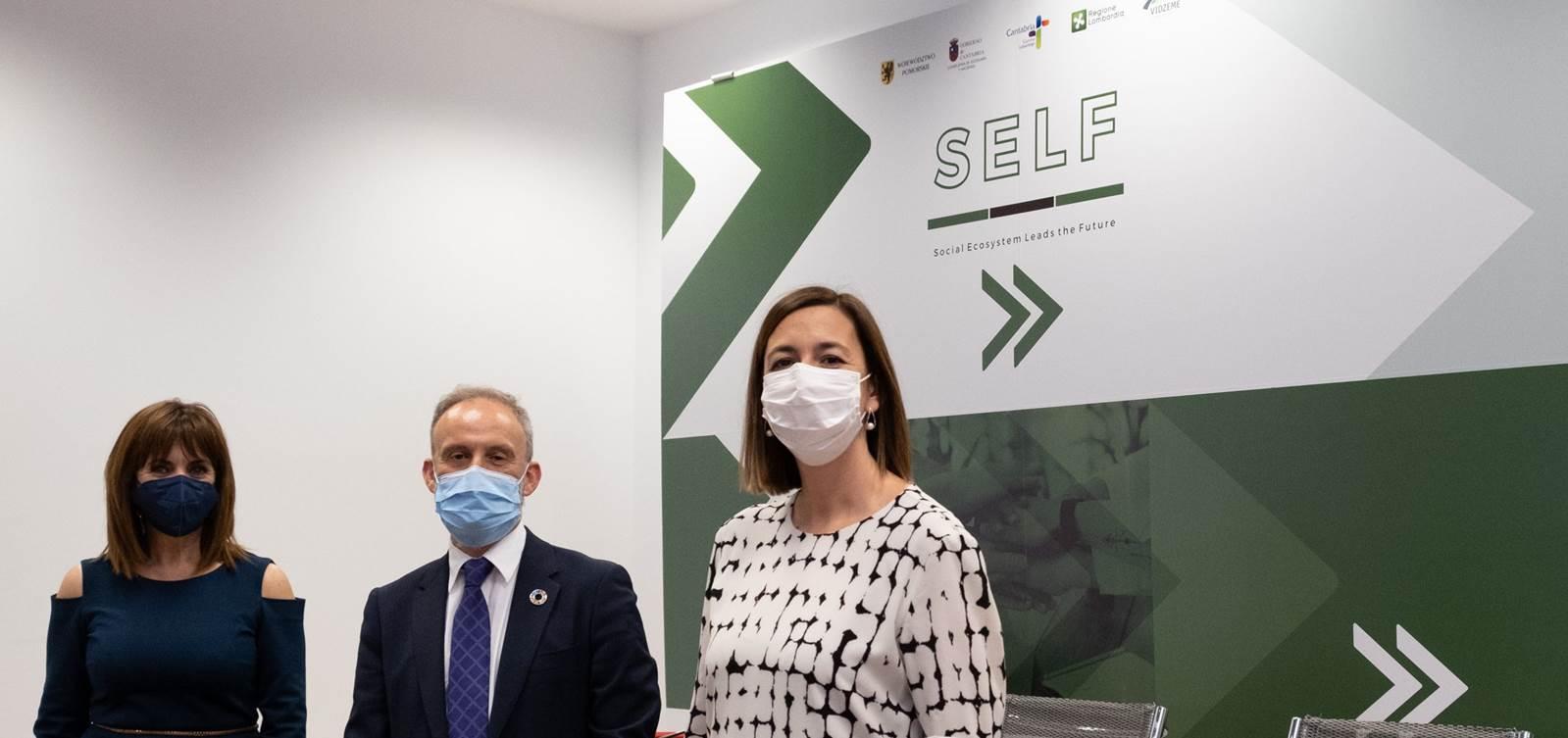 Amica Proyecto europeo SELF