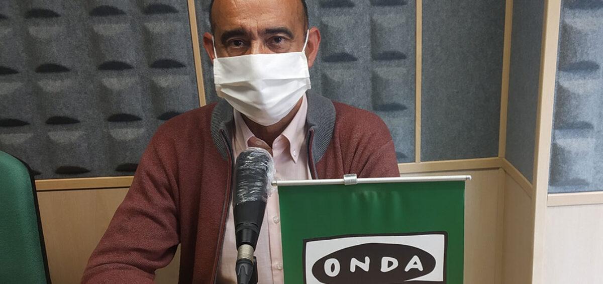 Entrevista Tomás Castillo en Onda Cero