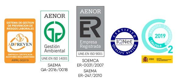 Calidad Lavanderia Industrial Amica Lavanderia Cantabria 02