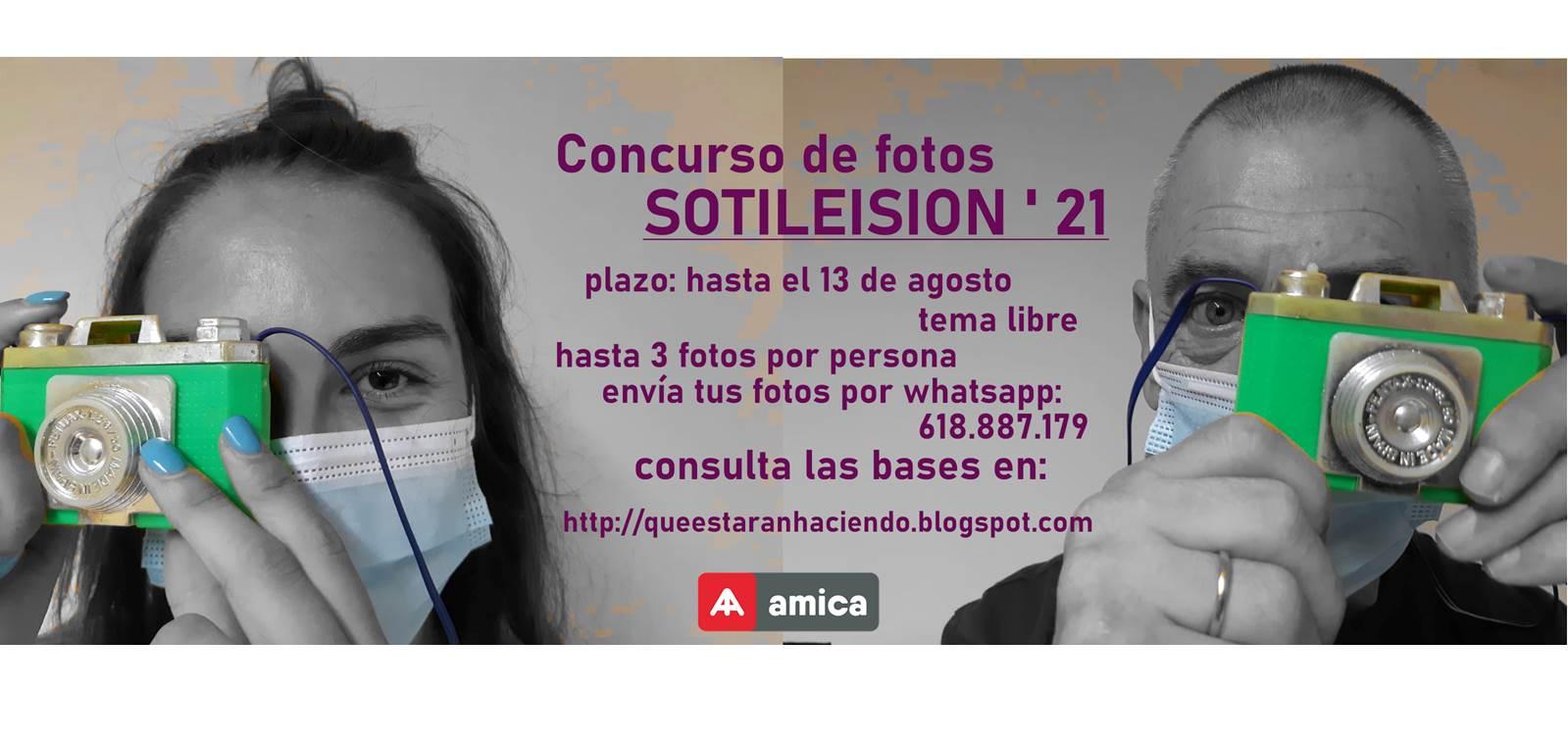 cartel concurso-fotos discapacidad Amica